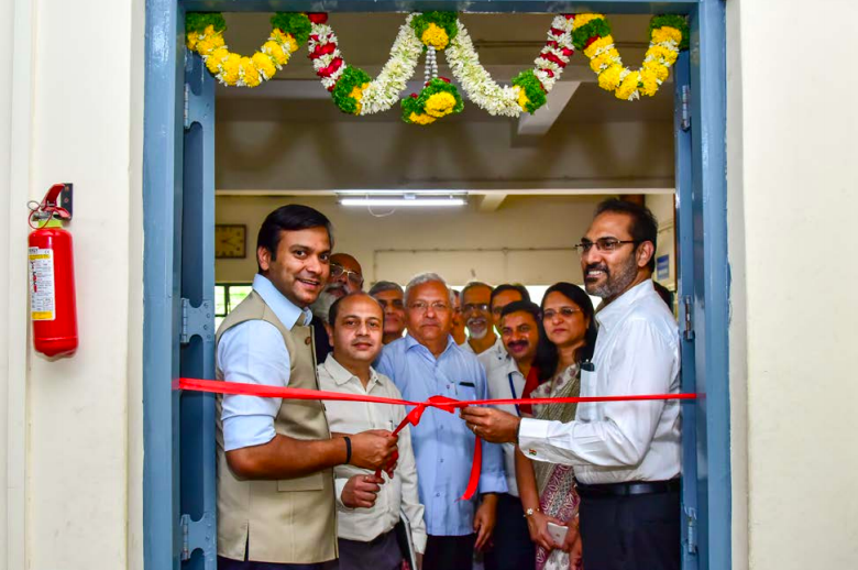 Inauguration Ceremony of AA Tech. Lab